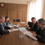 Traducere consecutivă în cadrul vizitei Expertului GIS, Janusz Dygaszewicz, la BNS